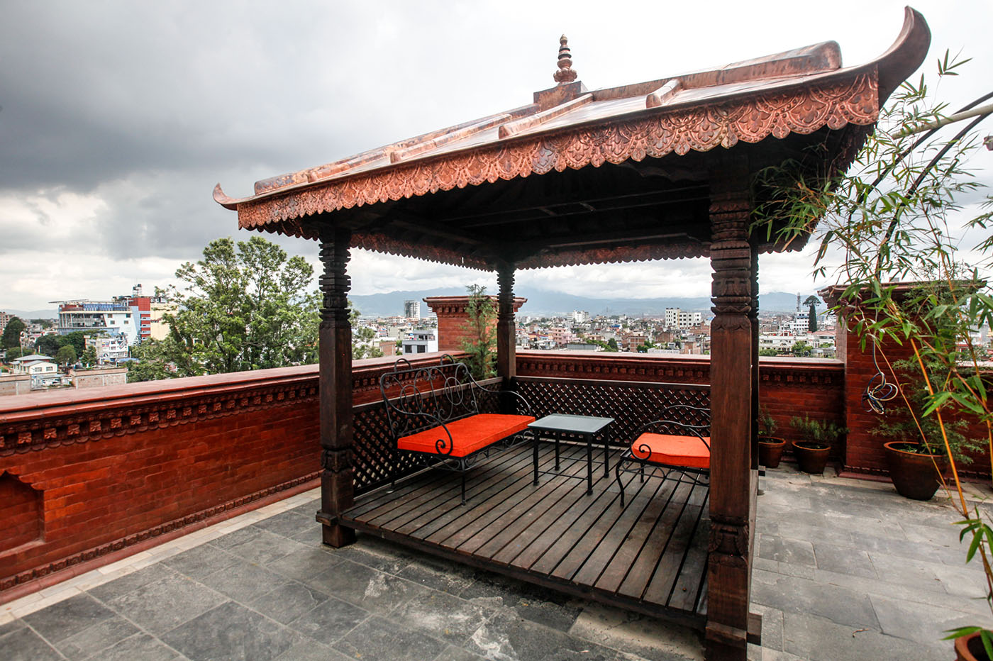 Roof Top Traditional Comfort