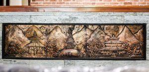 Traditional Comfort Copper Art